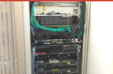 Planung und fachgerechter Einbau von Netzwerkequipment