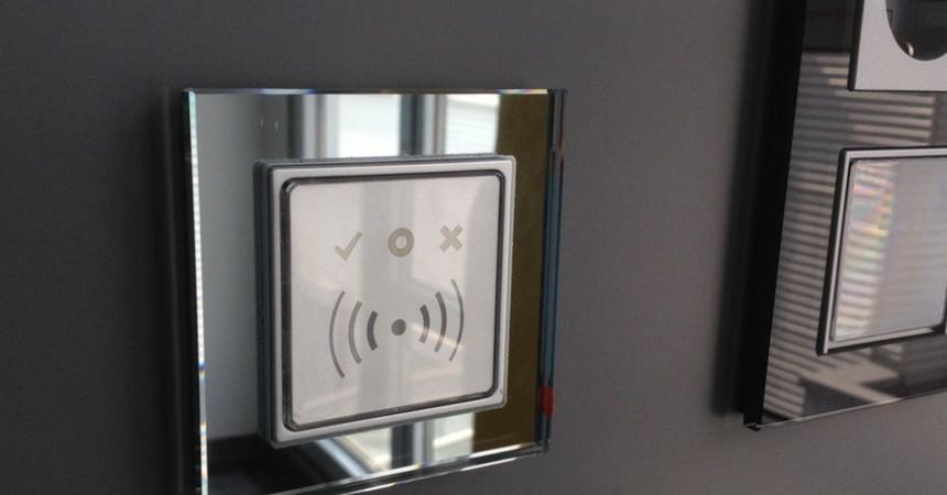 RFID Lesegerät in neuem Design