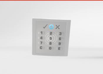 rf:key Voxio Leser mit PIN Tastatur