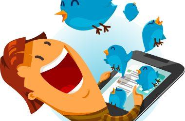 Twitter-Feed für allgemeine Störungsmeldungen