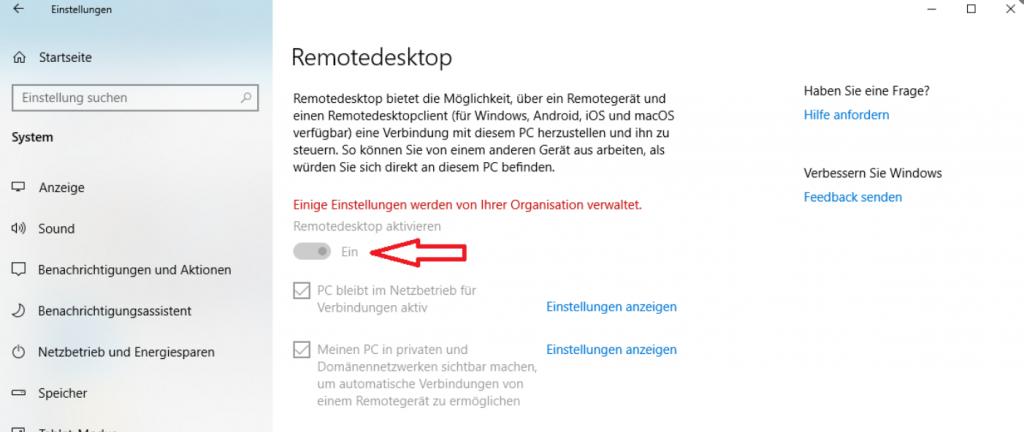 windows 10 firewall benachrichtigung deaktivieren gpo